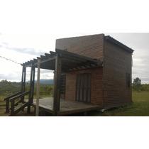 Terreno C/cabaña 2 Pisos Balneario Solis Vendo U$s80.000yfac