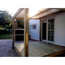 Casa Nueva Con Cochera Y Gran Terreno