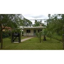 Alquilo Casa Por Temporada En Balneario San Luis $1800