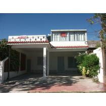 Casa 3 Dorm 2 Baños Pta Baja 2 Y 1/2 Playa Y Hotel Colon