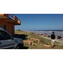 Alvorada Barra Del Chuy Brasil Frente Al Mar Hermoso