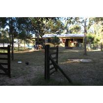 Muy Buena Casa De Dos Dormitorios, Amueblada En La Esmeralda