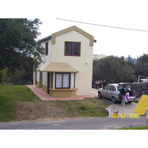 Alquilo Casa En Las Cañas