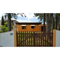 Alquilo Casa En Barra Del Chuy, Lado Brasilero!