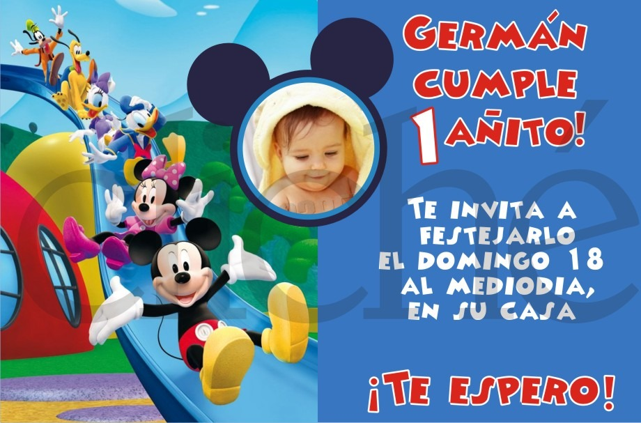 Invitaciones De Cumpleaños Personalizadas Gratis Imagui