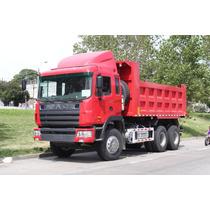 Jac Volcadora 336hp/6x4 Camion / Entrega Inmediata