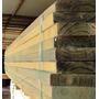 Tabla De Deck Cca 6x1,5x 3,30 Mts De Madera Tratada Curada