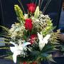 Arreglos Florales Y Plantas, Todo Tipo De Flores Para San Va