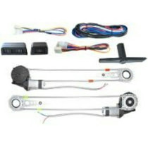 Vidrios Electricos + Interface