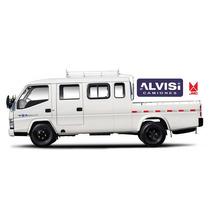 Jmc Workshop Cabina Triple 0km Alvisi S. A.precio Sin Iva