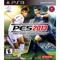 Pro Evolution Soccer Pes 2013 - Playstation 3 Ps3 Play 3