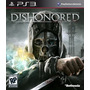 Sony Juego Dishonored Ps3