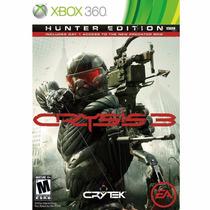 Juego Xbox 360 Crysis 3 Original - Tecsys