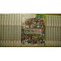 Pro Evolution Soccer 2014 Pes 2014 Xbox 360 Nuevo, Sellado