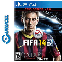 Urucel - Fifa 2014 Para Playstation 4 Ps4. Entrega Inmediata