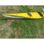 Kayak De Travesia Fibra De Vidrio 5.10m Remo Doble Pala