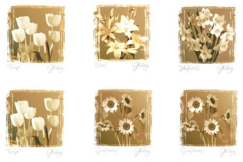 Como hacer un cuadro de flores imagui - Laminas para hacer cuadros ...