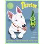 Lámina 45x30 Cm. - Bull Terrier - Perros - Mascotas