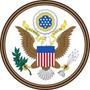Escudo De Estados Unidos - Simbolos - Lámina 45x30 Cm.