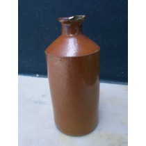Antigua Botella De Gres Ingles Sellada Lovatt Ltd