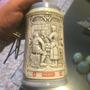 Jarra De Cerveza De Colonia Suiza De 1997 De Colección.