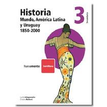 Historia 1, 2, 3 - Secundaria Santillana