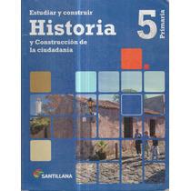 Historia Y Geografía 5. Santillana, Oferta