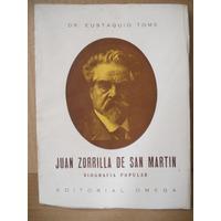 Juan Zorrilla De San Martín - Biografía - Dr. Eustaquio Tomé