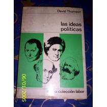 David Thomson Las Ideas Polticas