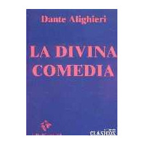 Divina Comedia, La Autor: Alighieri, Dante Ed. Cruz Del Sur