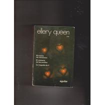 Novelas Escogidas Tomo 2 De Ellery Queen