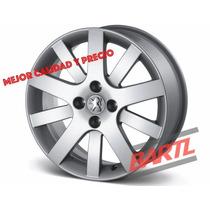 Llanta Aleación 15 Peugeot Replica Mejor Calidad!!!