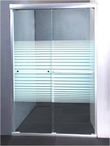 Mamparas Para Baño Mercado Libre:Mampara Completa Para Baño De Vidrio – U$S 329,00 en MercadoLibre