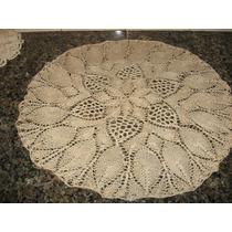 Liquido Carpetas Crochet Hechas A Mano