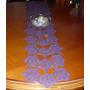 Sendero De Mesa En Crochet Artesanl