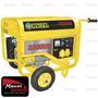 Generador Forest & Garden 3,1 Kw 4 Tiempos Gg7335/1 Oferta!