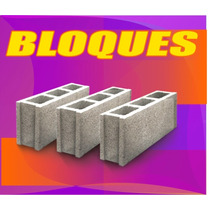 Bloques Precio Insuperable!!! Materiales De Construccion!!