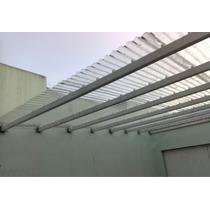 Chapa Traslúcida 0.90m X 3.05m Nuevas , La Mejor Calidad