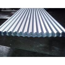 Chapa Techo Aluminizada Sinusoidal 0,40 Mm 1,10 X 4,27 Mts