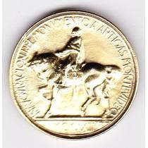 Excelente Medalla Inauguración Monumento A Artigas 1923 Leer