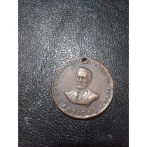 Medalla Imagen Artigas Centenario Batalla De Las Piedras