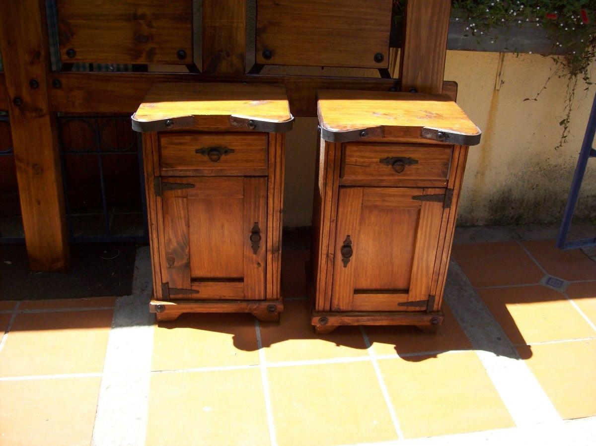 Muebles madera maciza outlet 20170805074935 for Mesa madera maciza rustica