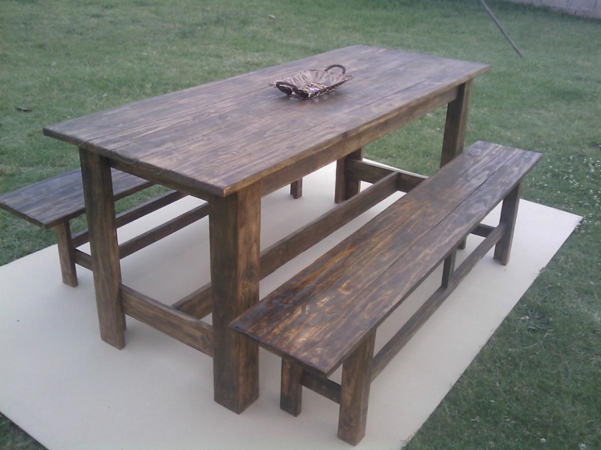 Magn fico como hacer mesas de madera colecci n de im genes for Construir mesa de madera