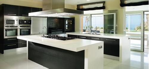 Mesadas para cocinas y ba os en silestone revestimientos - Revestimientos para cocinas ...