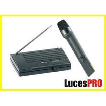 Microfonos Inalambricos De Mano Skp - Respaldo Lucespro -