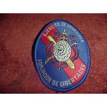 Ejercito De Venezuela - Distintivo Bordado - Parche