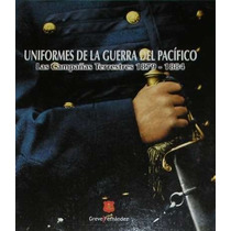 Cd Rom Uniformes Guerra Del Pacifico Chile Bolivia Peru