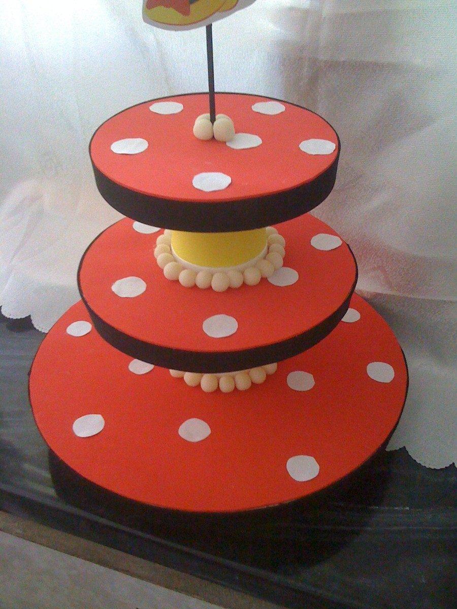 Pin una silueta de mickey fideos colores cake pops los - Bases para cupcakes ...
