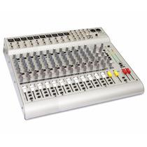 Consola Dj Mixer Profesional Skp Vz-16usb 16 Canales 101db