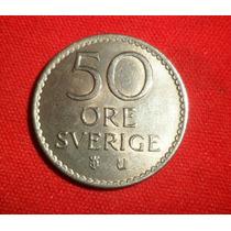 Jm * Suecia 50 Ore 1969 U- Unc